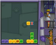Scooby Doo jinkies jelly factory tetris j�t�kok