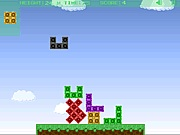 Tower of blocks tetris j�t�kok
